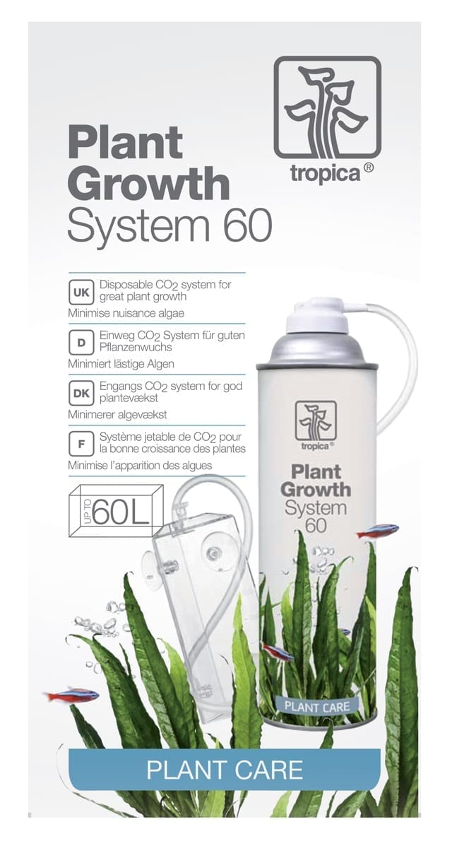Tropica CO2 System 60